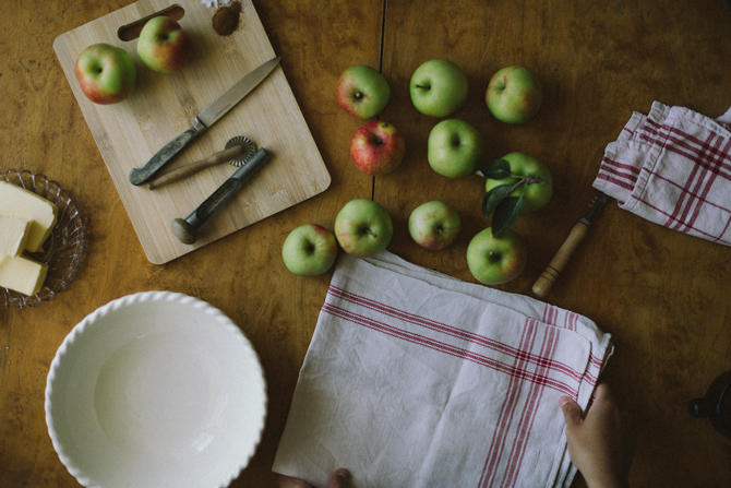 Apple pie by Babes in Boyland