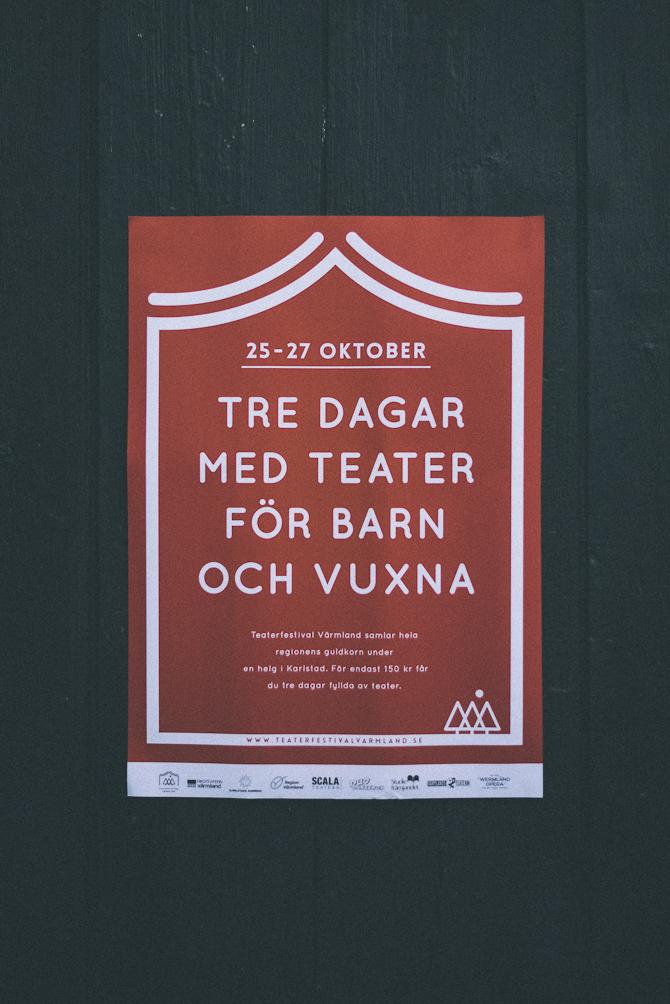 Teaterfestival Värmland by Babes in Boyland