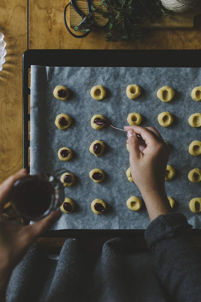 Winter cookies by Babes in Boyland