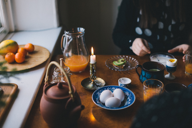 Sunday breakfast by Babes in Boyland