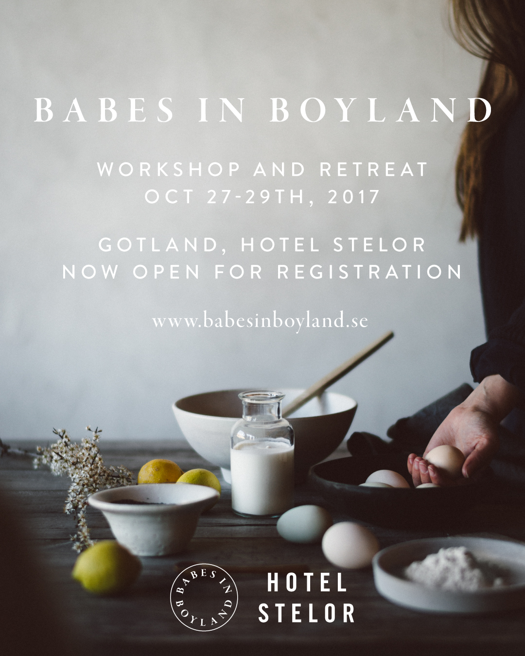 Workshop and retreat, October 27-29 TH by Babes in Boyland