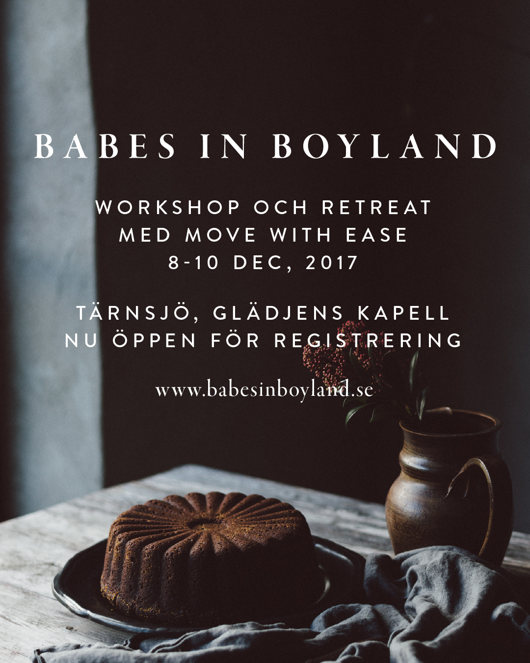 Winter workshop and retreat by Babes in Boyland